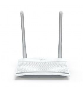 TP-LINK TL-WR820N router wireless Bandă unică (2.4 GHz) Fast Ethernet Alb