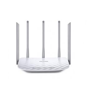 TP-LINK Archer C60 router wireless Bandă dublă (2.4 GHz  5 GHz) Fast Ethernet Alb