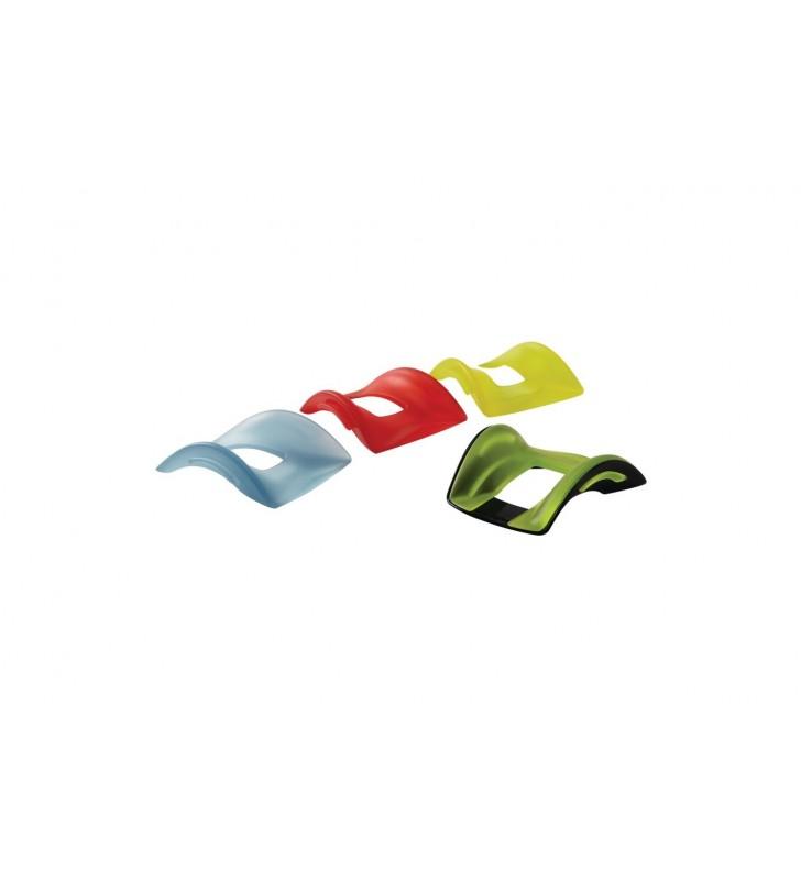 Kensington SmartFit suporturi pentru încheietura mâinii Negru, Albastru, Verde, Roşu, Galben
