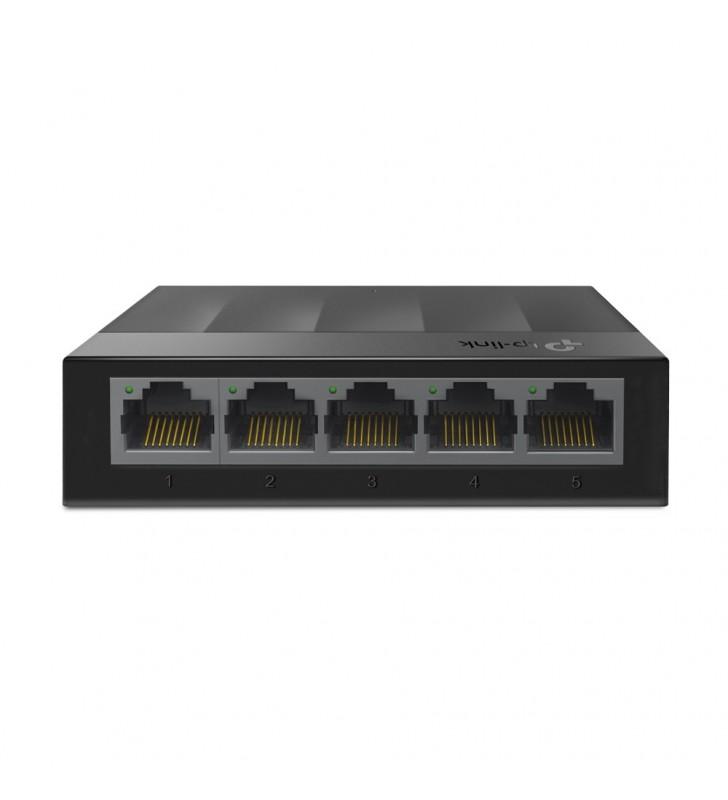 TP-LINK LS1005G switch-uri Gigabit Ethernet (10 100 1000) Negru