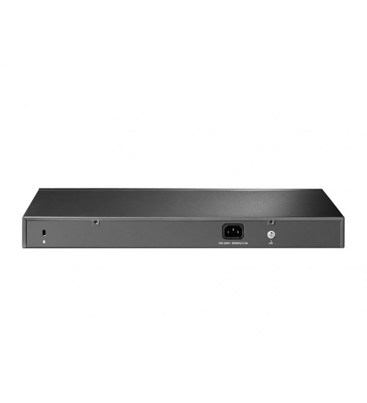 TP-LINK TL-SF1024 switch-uri Fara management Fast Ethernet (10 100) Negru