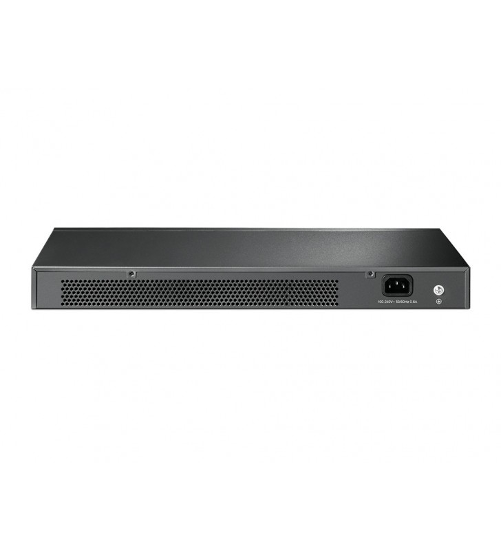 TP-LINK TL-SG1024 switch-uri Gestionate L2 Gigabit Ethernet (10 100 1000) Negru