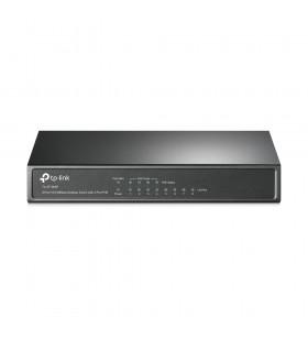 TP-LINK TL-SF1008P switch-uri Fara management Fast Ethernet (10 100) Masline Power over Ethernet (PoE) Suport