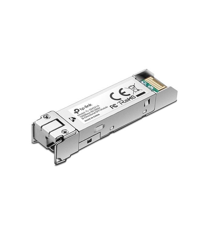 TP-LINK TL-SM321A module de emisie-recepție pentru rețele Fibră optică 1250 Mbit s SFP