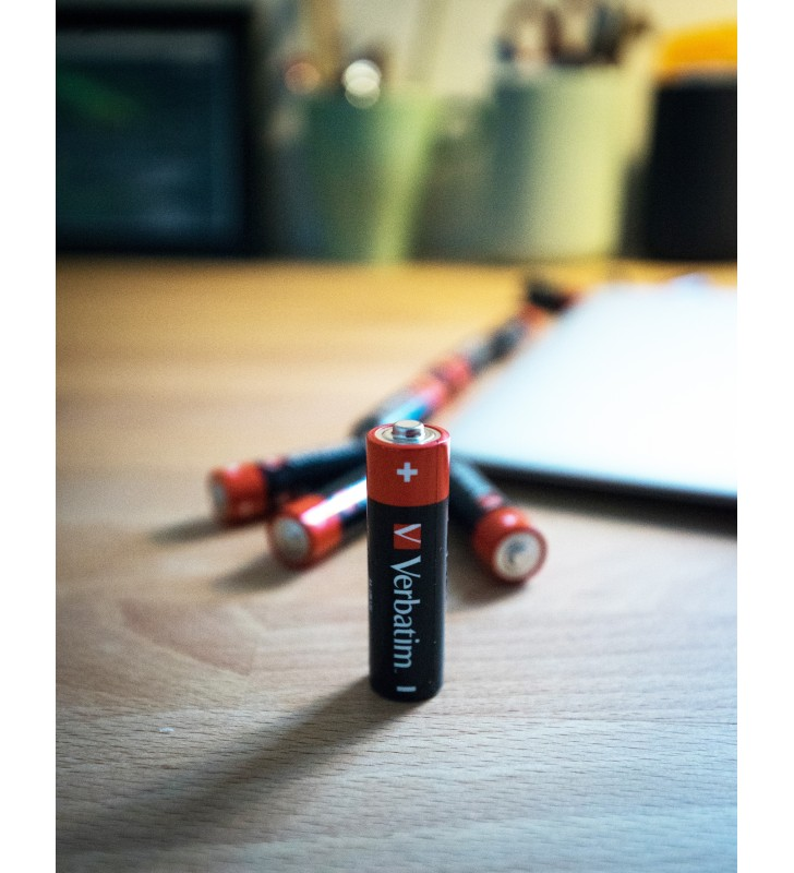 Verbatim 49875 baterie de uz casnic Baterie de unică folosință AA Alcalină