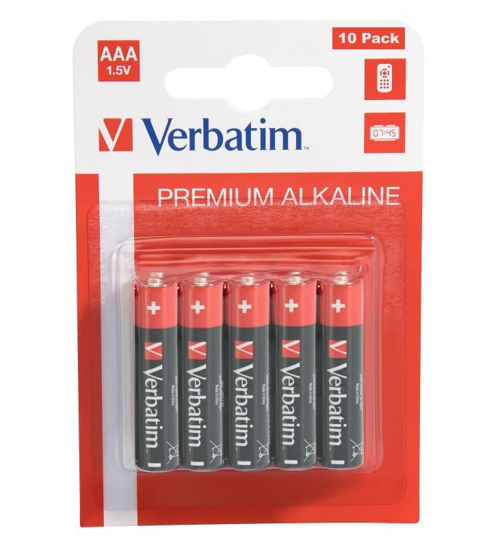 Verbatim 49874 baterie de uz casnic Baterie de unică folosință AAA Alcalină