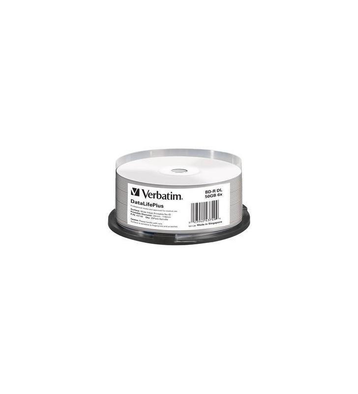 Verbatim DataLifePlus BD-R 50 Giga Bites 25 buc.