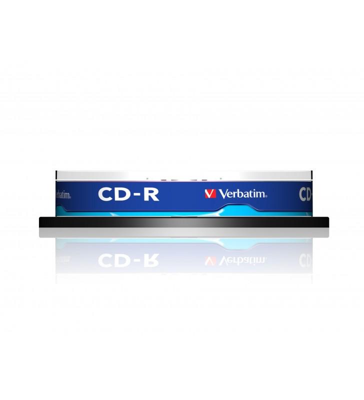 Verbatim CD-R Extra Protection 700 Mega bites 10 buc.
