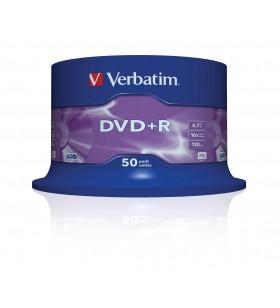 Verbatim 43550 DVD-uri blank 4,7 Giga Bites DVD+R 50 buc.