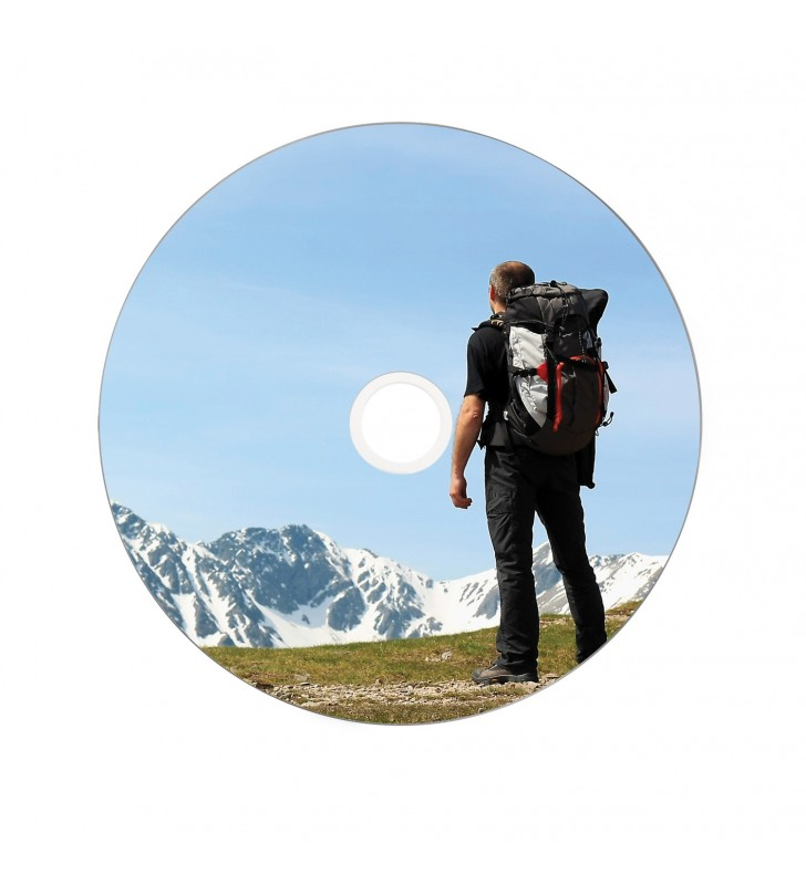 Verbatim DVD+R Wide Inkjet Printable No ID Brand 4,7 Giga Bites 50 buc.