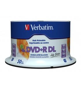 Verbatim 97693 DVD-uri blank 8,5 Giga Bites DVD+R DL 50 buc.