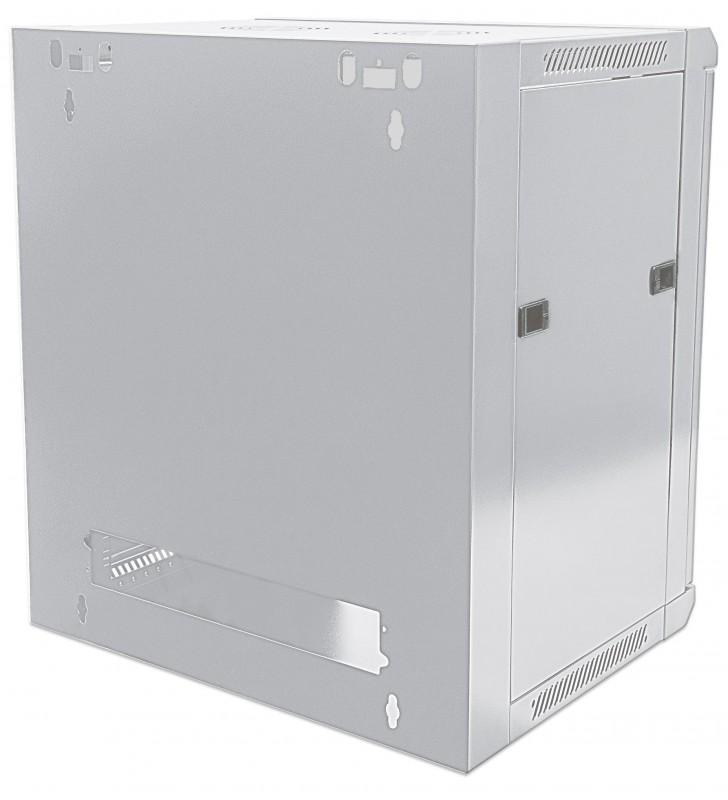 Intellinet 711784 rack-uri 9U Raft montat pe perete Gri