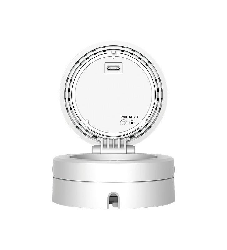 D-Link DCS-8010LH camere video de supraveghere IP cameră securitate De interior Sferic Birou Perete 1280 x 720 Pixel
