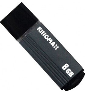 "USB 2.0 KINGMAX   8GB MA-06, compact, aliaj aluminiu, grey ""KM08GMA06D"" ""KM-MA06-8GB/GY"" (include timbru verde 0.01 lei)"