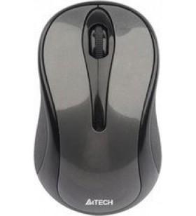 "MOUSE A4Tech wireless, 1000dpi, 3 butoane, 1 rotita scroll, black, ""G3-630N"" (include timbru verde 0.1 lei)"
