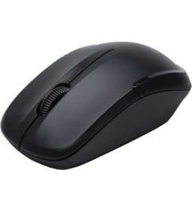 "MOUSE DELUX wireless, 1000dpi, 3 butoane, 1 rotita scroll, black ""M136GX"" (include timbru verde 0.1 lei)"