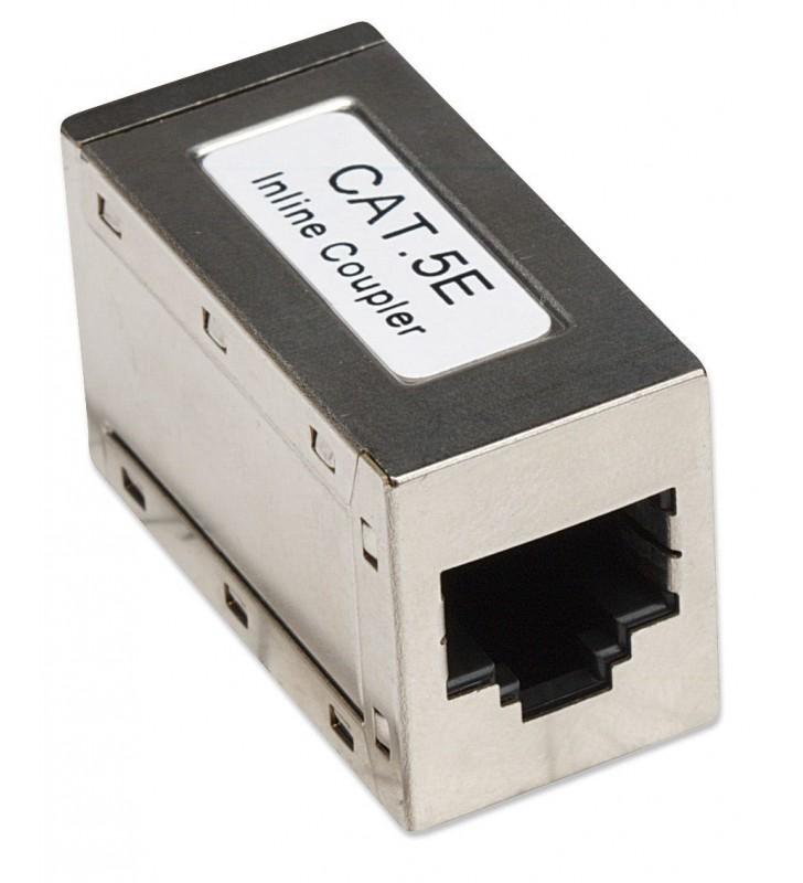 Intellinet 504768 cabluri conectoare RJ-45 Argint