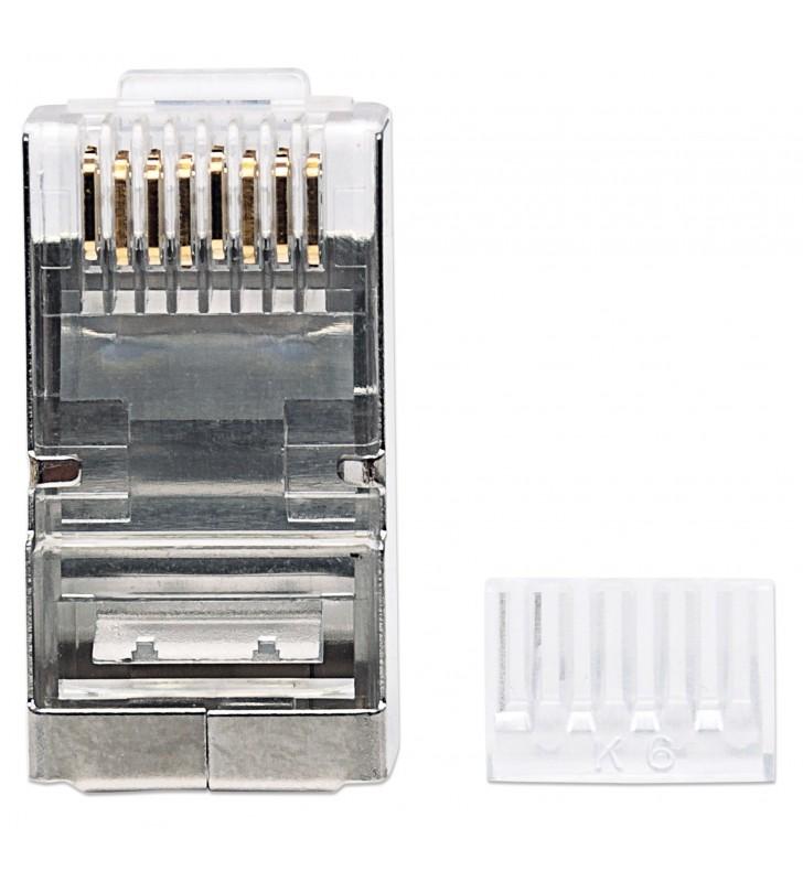 Intellinet 790543 cabluri conectoare RJ45 Din oţel inoxidabil