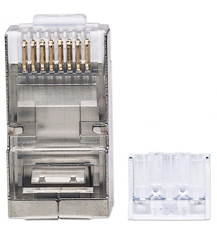 Intellinet 790505 cabluri conectoare RJ45 Metalic