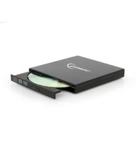"""DVD RW GEMBIRD Extern, 8X, Retail, Negru  """"DVD-USB-02"""" (include timbru verde 0.5 lei)"""