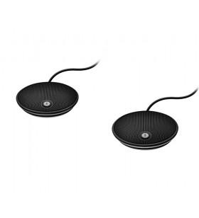 Logitech 989-000171 microfoane Microfon de prezentare Negru