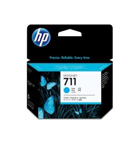 HP 711 Original Cyan 3 buc.