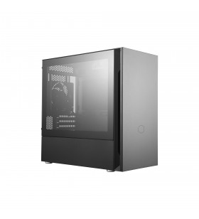 Cooler Master Silencio S400 Mini Tower Negru