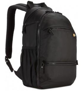 Case Logic BRBP-104-BLACK Husă tip rucsac Negru