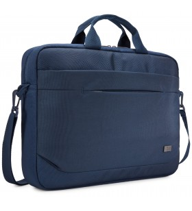 """Case Logic Advantage ADVA-116 Dark Blue genți pentru notebook-uri 39,6 cm (15.6"""") Geantă tip poștaș Albastru"""