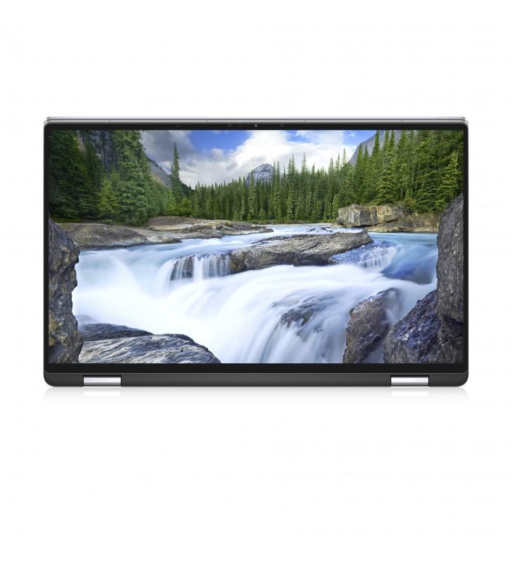 """DELL Latitude 9510 Hibrid (2 în 1) Negru, Gri 38,1 cm (15"""") 1920 x 1080 Pixel Ecran tactil 10th gen Intel® Core™ i7 16 Giga"""