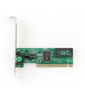 "Placa retea Gembird, 10/100, chipset  REALTEK ""NIC-R1"" - Lichidare stoc"