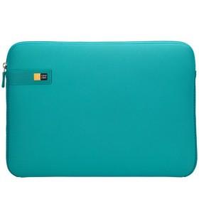"""Case Logic LAPS-114 Latigo Bay genți pentru notebook-uri 35,8 cm (14.1"""") Geantă Sleeve Turcoaz"""
