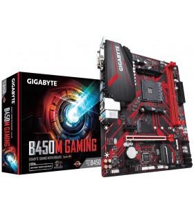 Gigabyte B450M GAMING plăci de bază Mufă AM4 micro-ATX AMD B450