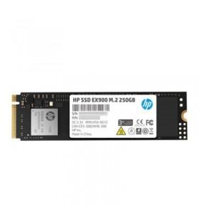 HP EX900 M.2 250 Giga Bites PCI Express 3.0 3D TLC NAND NVMe
