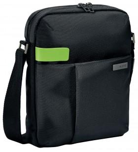 """Leitz 60380095 huse pentru tablete 25,4 cm (10"""") Geantă tip poștaș Negru, Verde"""