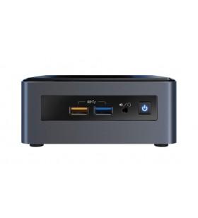 Intel NUC BOXNUC8I3CYSN computere personale (PC) stații de lucru Intel® Core™ i3 generația a 8a i3-8121U 4 Giga Bites