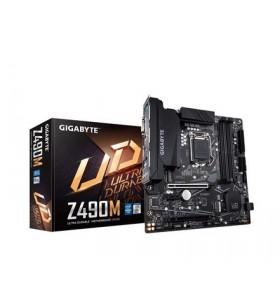 Gigabyte Z490M plăci de bază LGA 1200 micro-ATX Intel Z490