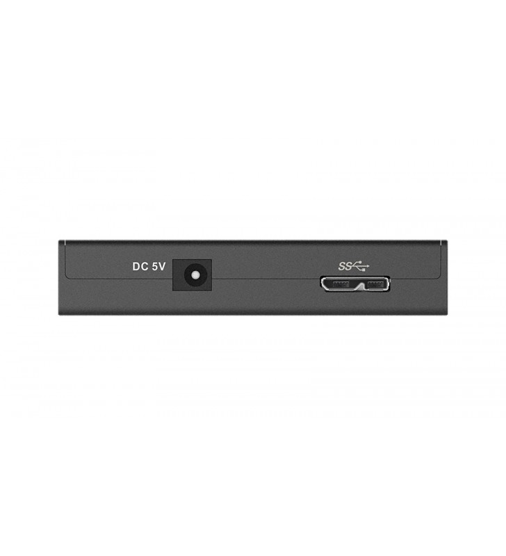 D-Link DUB-1340 hub-uri de interfață Negru