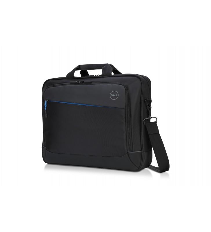 """DELL J635V genți pentru notebook-uri 35,6 cm (14"""") Geantă tip poștaș Negru, Albastru"""