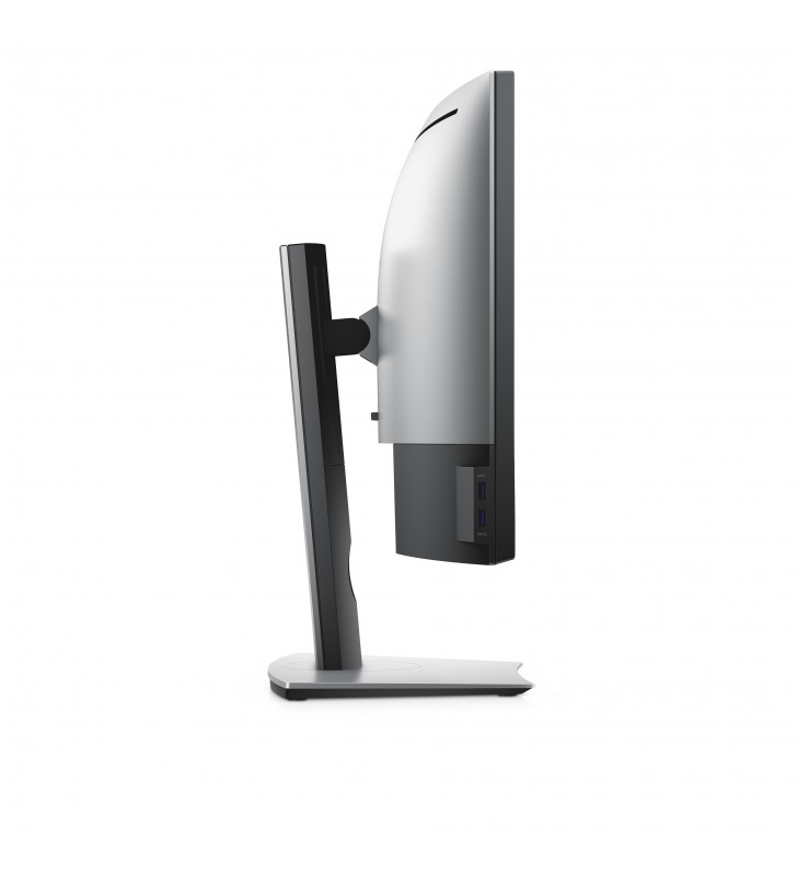"""DELL UltraSharp U3419W 86,7 cm (34.1"""") 3440 x 1440 Pixel UltraWide Quad HD LCD Negru, Gri"""