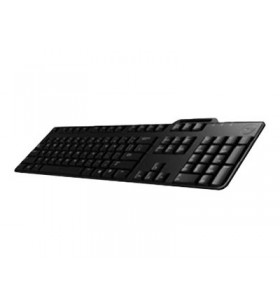 DELL 580-18366 tastaturi USB QWERTY Engleză SUA Negru