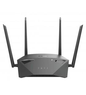 D-Link DIR-1950 router wireless Bandă dublă (2.4 GHz  5 GHz) Gigabit Ethernet Negru