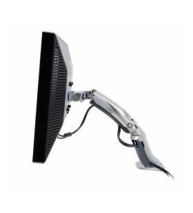 MX DESK MOUNT LCD ARM/SILVER