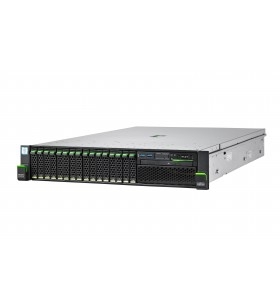 Fujitsu PRIMERGY RX2520 M5 servere Intel® Xeon® Silver 2,2 GHz 16 Giga Bites DDR4-SDRAM Cabinet metalic (2U) 800 W