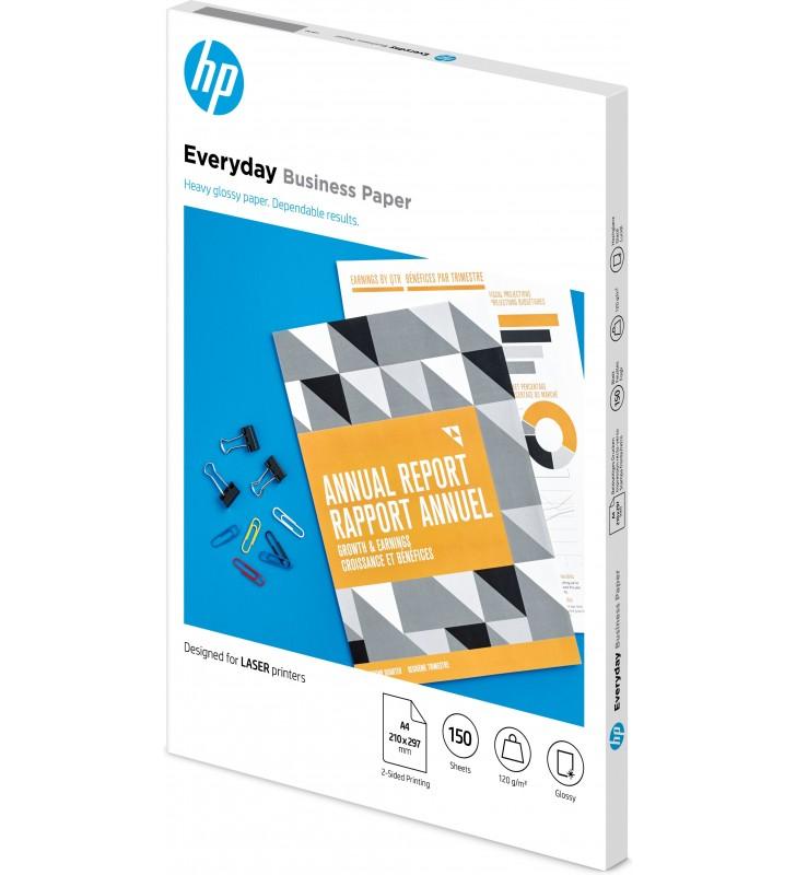 HP 7MV82A hârtii de imprimată A4 (210x297 mm) Glasată 150 foi Alb