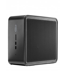 Intel NUC BXNUC9I7QNX sistem barebone i7-9750H 2,6 GHz Negru