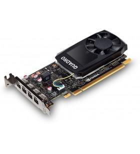 QUADRO P1000 4GB/PCI-E 4X...