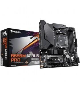 Gigabyte B550M AORUS PRO Mufă AM4 micro-ATX AMD B550
