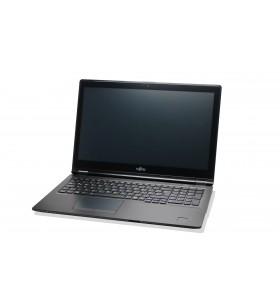 """Fujitsu LIFEBOOK U7510 Notebook Negru 39,6 cm (15.6"""") 1920 x 1080 Pixel Ecran tactil 10th gen Intel® Core™ i5 8 Giga Bites"""