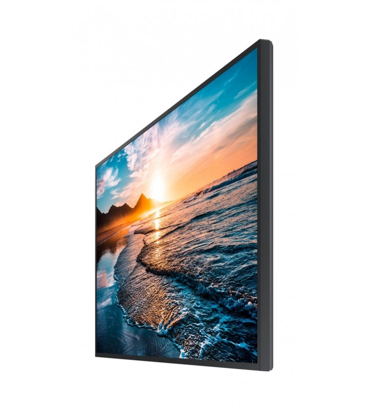 "Samsung QH65R 165,1 cm (65"") 4K Ultra HD Panou informare digital de perete Negru"